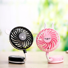 New Arrival Mini Electric Hand Fan Battery Operated Folding Hand Fan