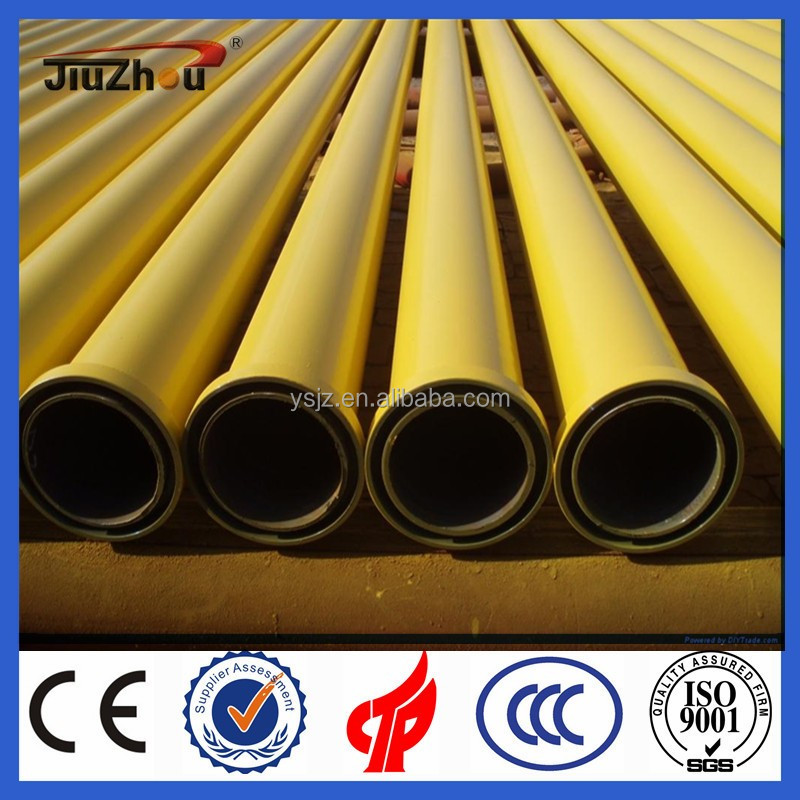 Inner surface hardening dn125 concrete pump pipe & parts