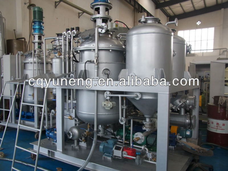 Lube Oil Blending Equipment/Machinery