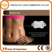 Magic vibration heated belly slimming belt