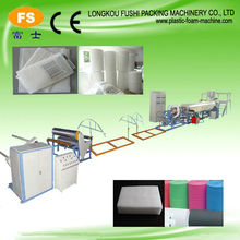 EPE foam sheet extrusion line ,used for bed mattress