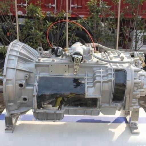 commercial vehicle truck transmission gearbox 12JS200TA