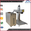 DHL free shipping narrow pulse color fiber laser marking machine for sale