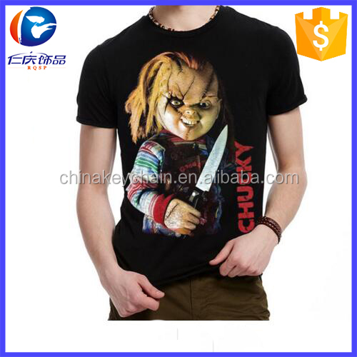 American Horror Movie Bride of Chucky t shirt