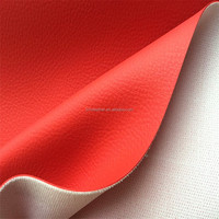 hot sales fire proof pvc faux leather for sofa and furniture HX1595