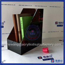 China Factory Acrylic display stand/Acrylic open book display stand