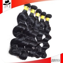 BS Top selling brazilian remy hair famous hair prices