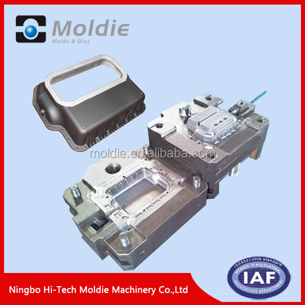 Latest Hot sale Custom Aluminum Die Casting Mould