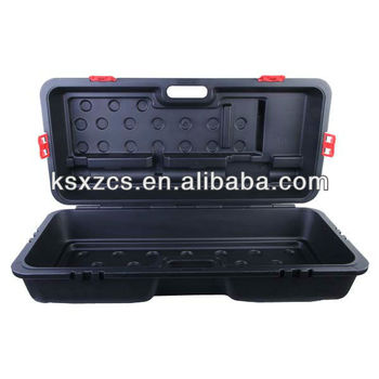 Large plastic custom tool case