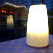 Fancy High Quality Portable LED Table Lamps for Resorts