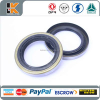 Half stalk oil seal