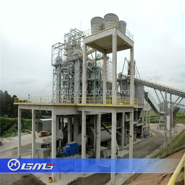Clinker Grinding Unit : Capacity of ton year cement clinker