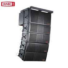 L-810 Concert Theater dual 10 inch 650W 2000W two way tw audio speaker line array speakers system