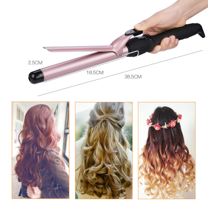 32mm Ceramic Styling Tools Professional Hair Curling Iron Hair Waver