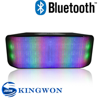 Kingwon mini wireless bluetooth bt speakers for gift , oem bluetooth speakers
