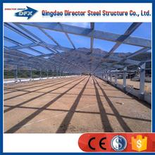 Steel structure design poultry farm shed for sale