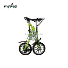 China adult 14 Inch variable speed mini one second folding bike
