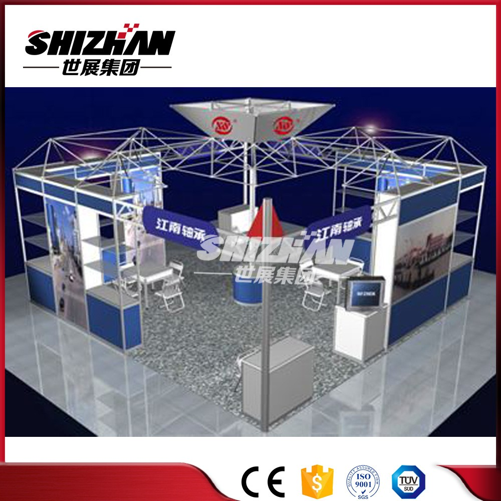 Factory outlets aluminum exhibition truss booth display