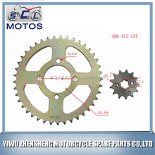 SCL-2012110732 TVS STAR parts Motorcycle chain sprocket