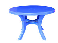 plastic restaurant table and chairs,round plastic table top