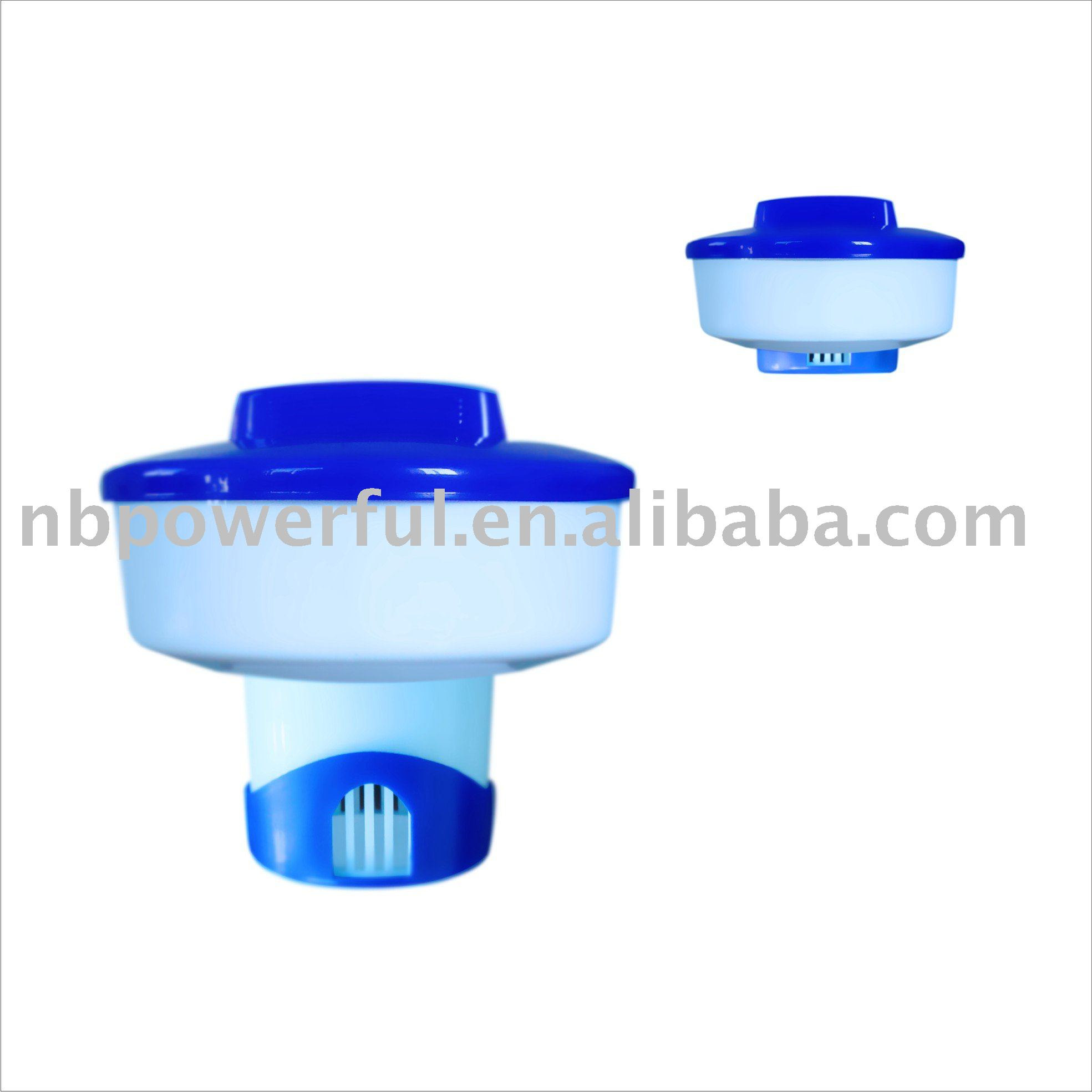 "Expandable Floating chemical Dispenser 3"" Tablets for swimming pool"