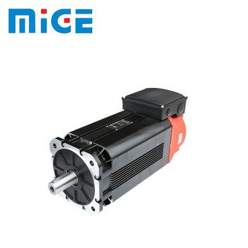 7.5KW Mige spindle servo motor for CNC machine