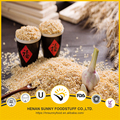 Air dried style garlic powder, flakes and garlic granules