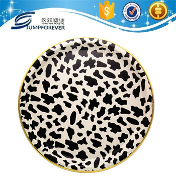 2016 New Charger Plates Wholesale Decoration Dry Fruit Tray
