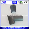Industrial Magnet Application and Ferrite Magnet Composite ferrite arc magnet for motor