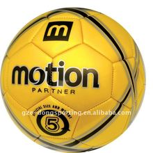 SIZE 5 MACHINE SEWN FOAM TPU SOCCER BALL (3.0MM TPU)
