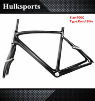 Cheap China Carbon Bike Frame OEM Carbon Frame Road Chinese Carbon Road Bike Frame