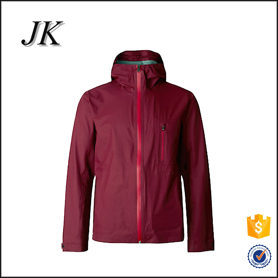 Custom running jacket from clothing manufacturers for winter coats