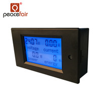 PZEM-031 6.5-100V 20A Digital Motorcycle Meter DC Voltage Meter