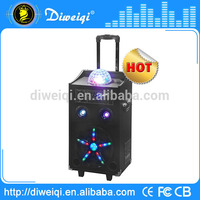 Hot audio home theater speaker trolley speaker