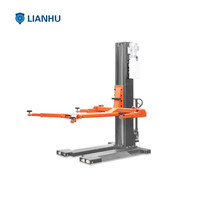 single post hoist\single post car hoist\1 post lift