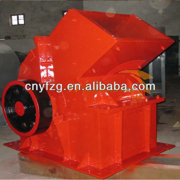 1000T/h Stone Hammer Crusher for gypsum plaster crushing