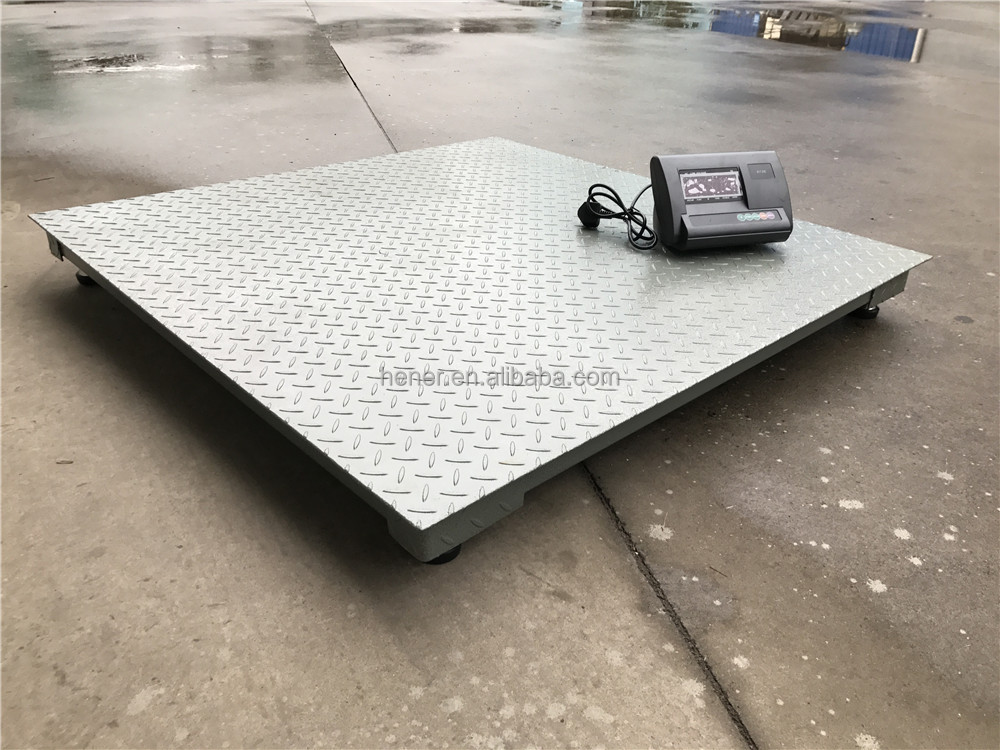 5 ton weighing scale platform floor scale