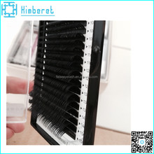 California popular 0.15 C curl eyelash extension 18mm