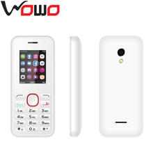 Cheapest Branded Mobile Phone 2040 Quad Band Dual SIM Mobile 1.77inch 2G Basic Feature Phones