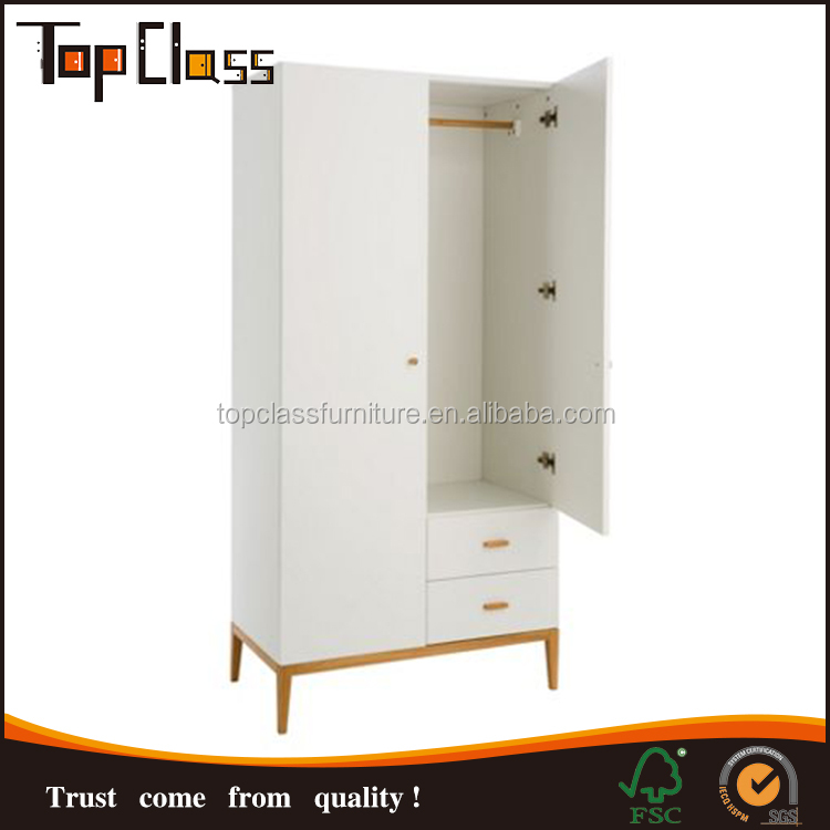 Z029 China Manufacturer High Quality Wooden Designs Bedroom Wardrobe