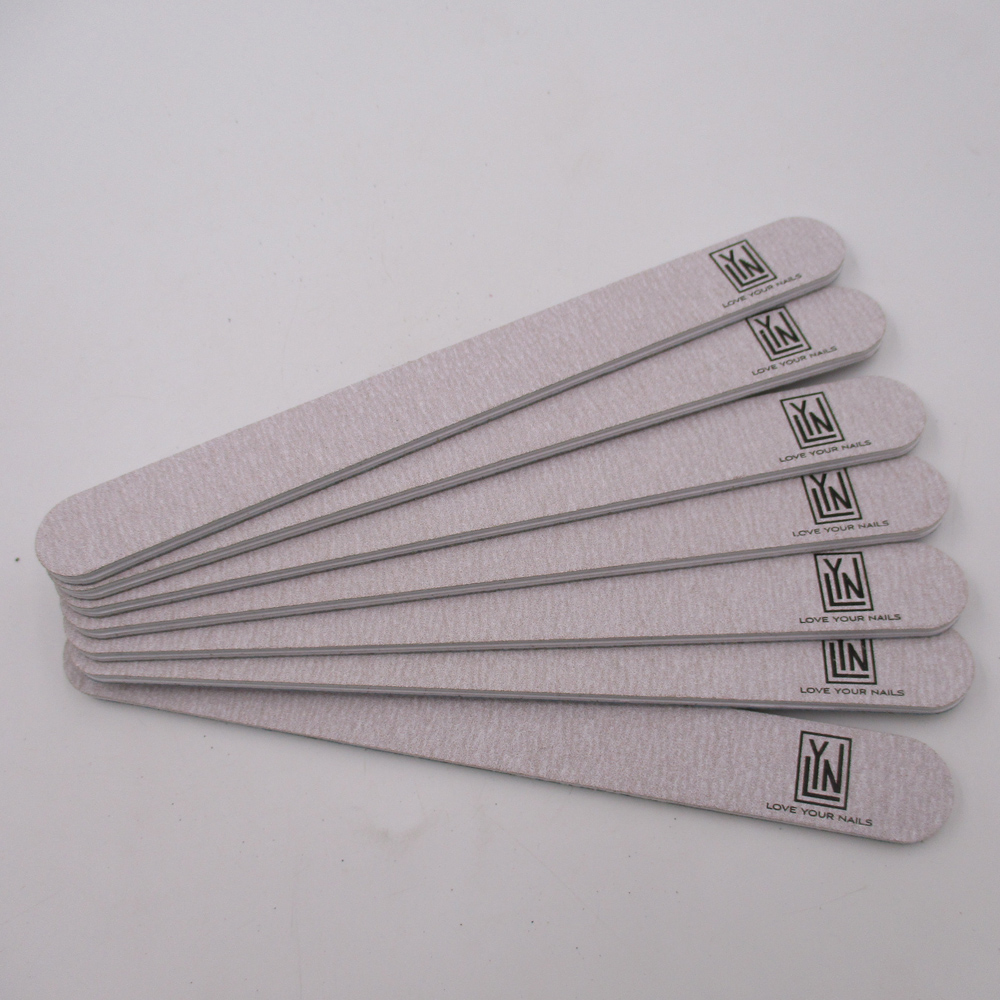 pedicure disposable paper printed nail file