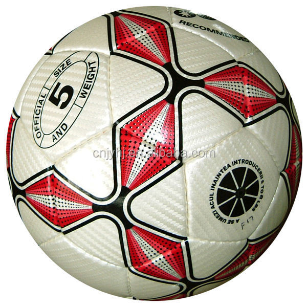 Quality OEM pakistan hand stitched football