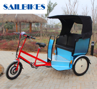 jinxin brand battery cycle rickshaw for sale