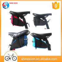 High Quality Waterproof Plastic Saddle Rear Seat Bicycle Bag