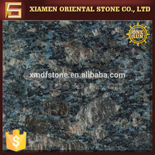 rough saphire brown granite slab for round table skirting