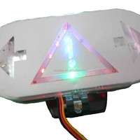 LED Flashing Lights For Motorcycle Decoration