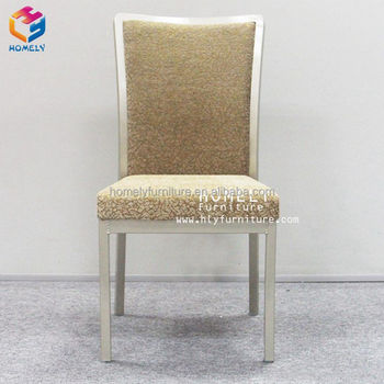Factory Price Simple Design Metal Dining Chair