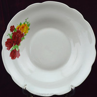 insulated wedding dinner plate,deep dinner plates