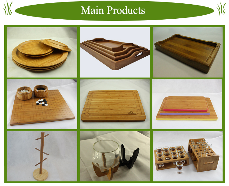 Customizable high quality chopping block vegetable cutting board