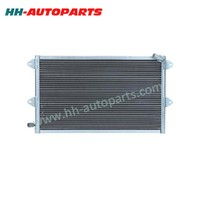 6K0820413A,6K0820413B Auto Condenser AC for VW Seat Ibiza 1993 Car Parts